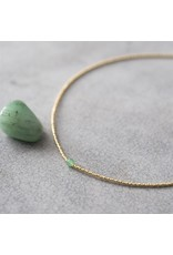 A beautiful Story Flora Gold Plated Necklace