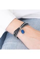 A beautiful Story Nirmala Silver Plated Bracelet