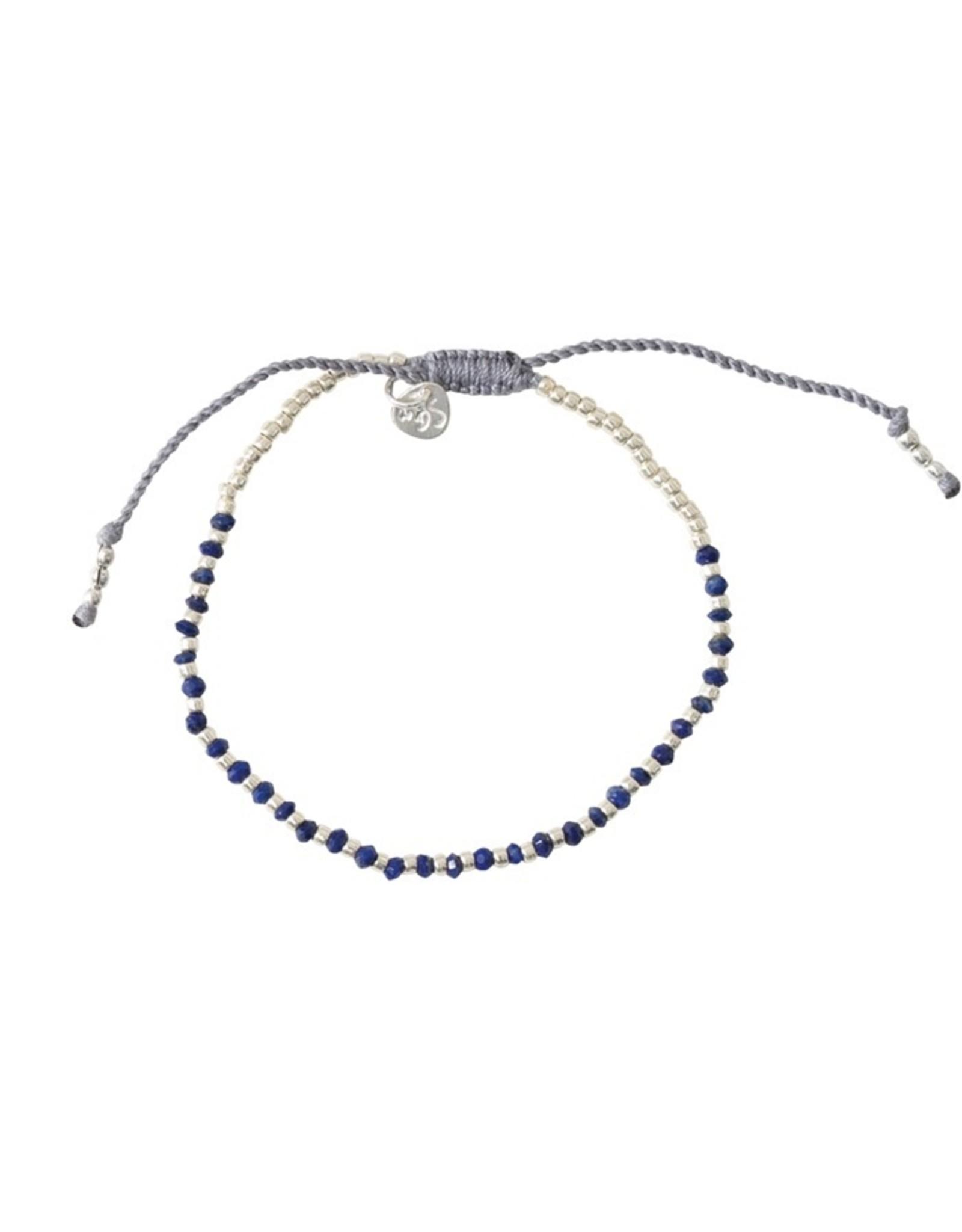 A beautiful Story Beautiful Silver Plated Bracelet