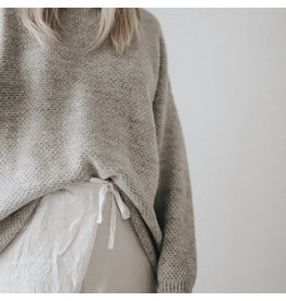 Gai & Lisva Martina - Supersoft Non Itch Wool & Alpaca Oversize Knit Jumper