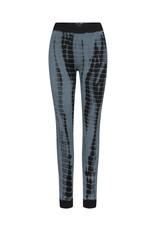 Gai & Lisva Lena - India Ink Dye Supersoft Rib Modal Leggings