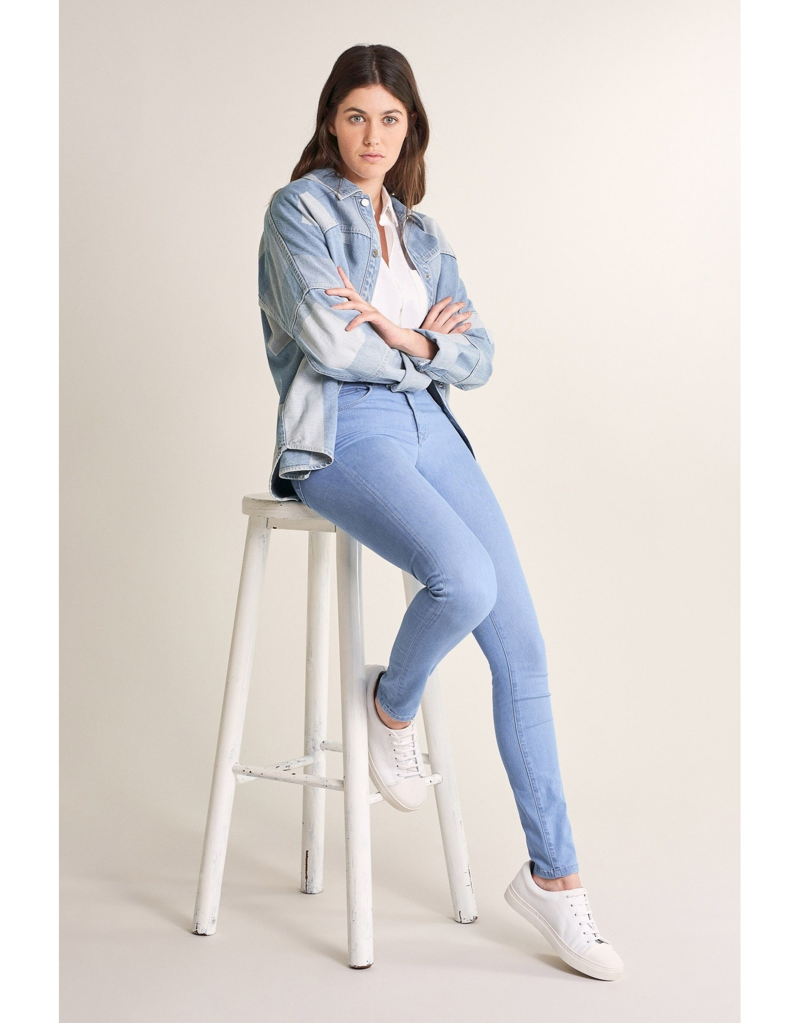 Salsa Jeans Push In Secret Skinny Soft Touch