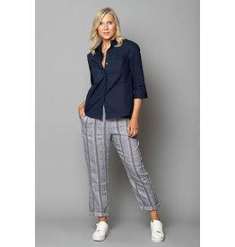 Peruzzi Stripe Linen Trouser