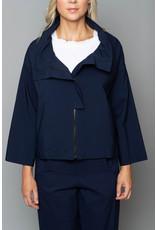 Peruzzi Technical Funnel Neck Jacket