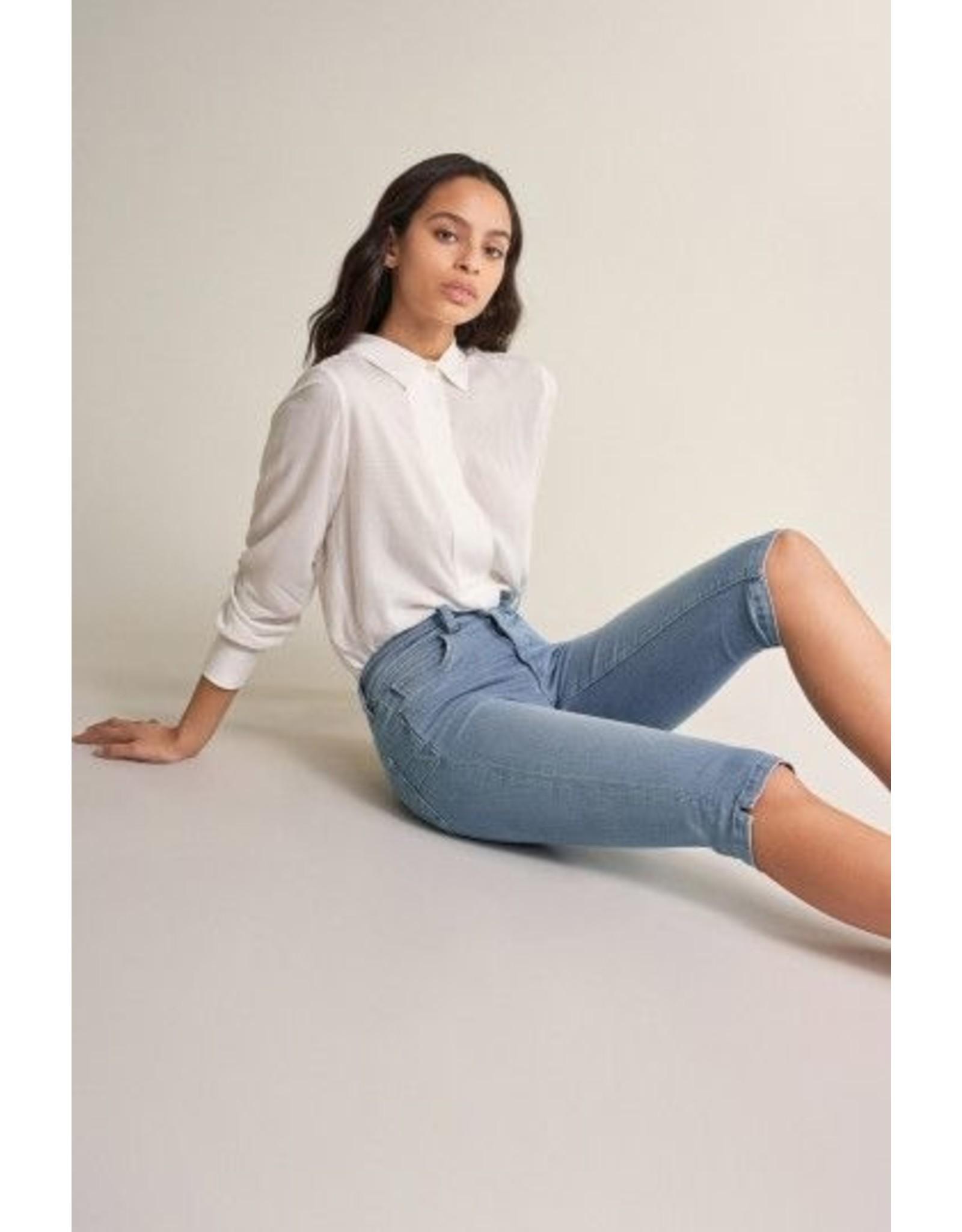 Salsa Jeans Push In Secret Knee-Length Shorts