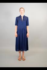 La Fee Maraboutee Dropped Waist Silk Touch Dress