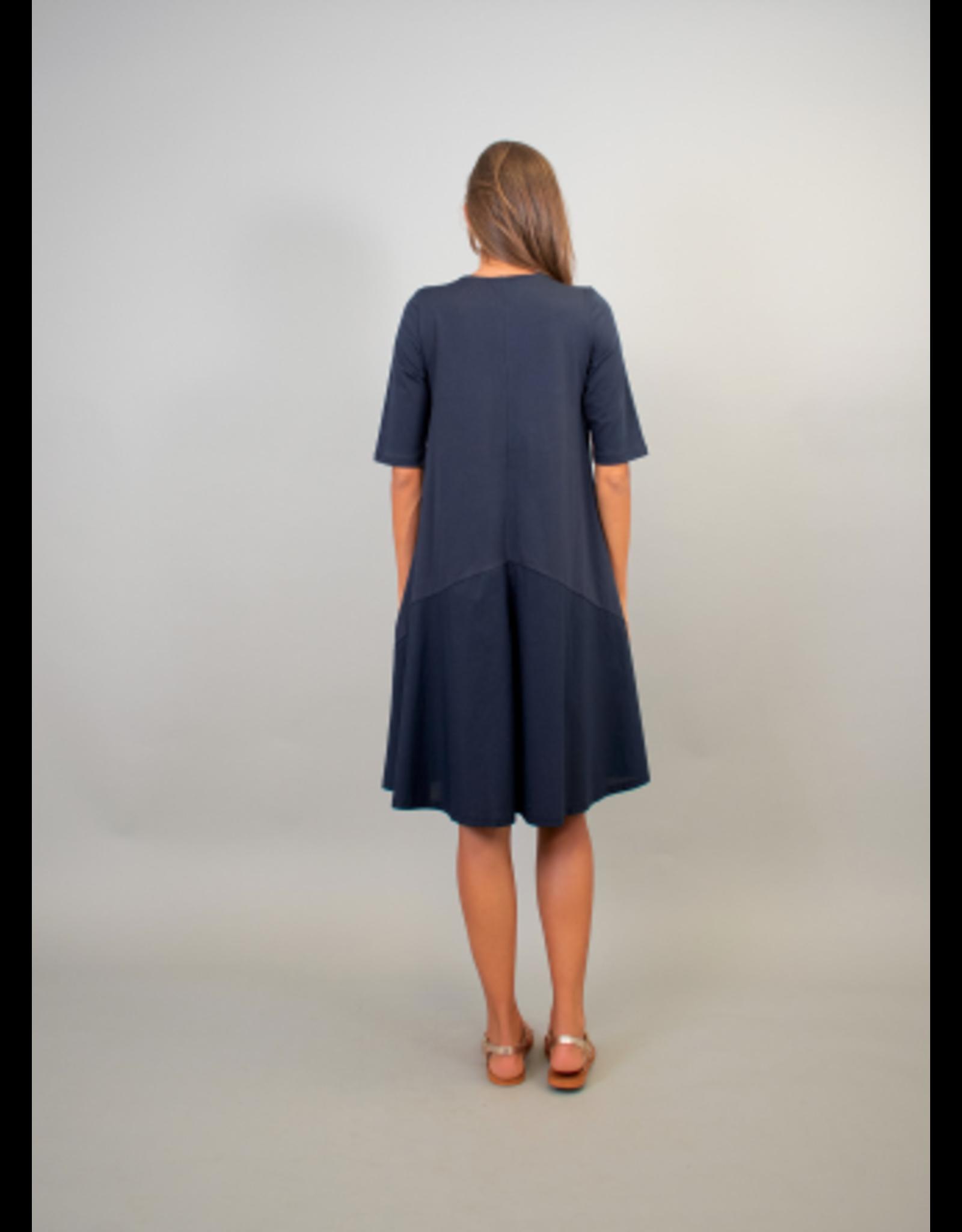 Humility Linen Mix Flavy Dress