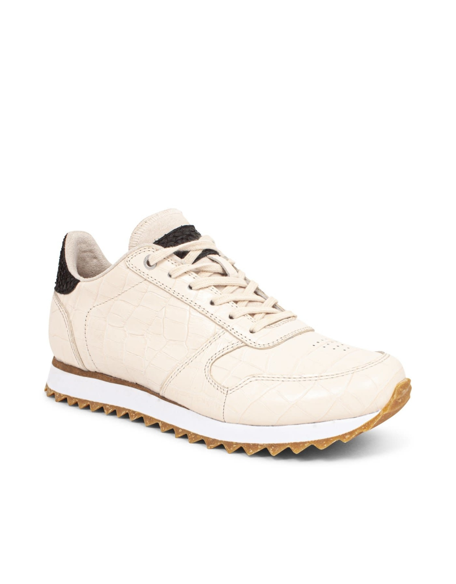 Woden Woden - Ydun Croco Shiny Trainer Leather