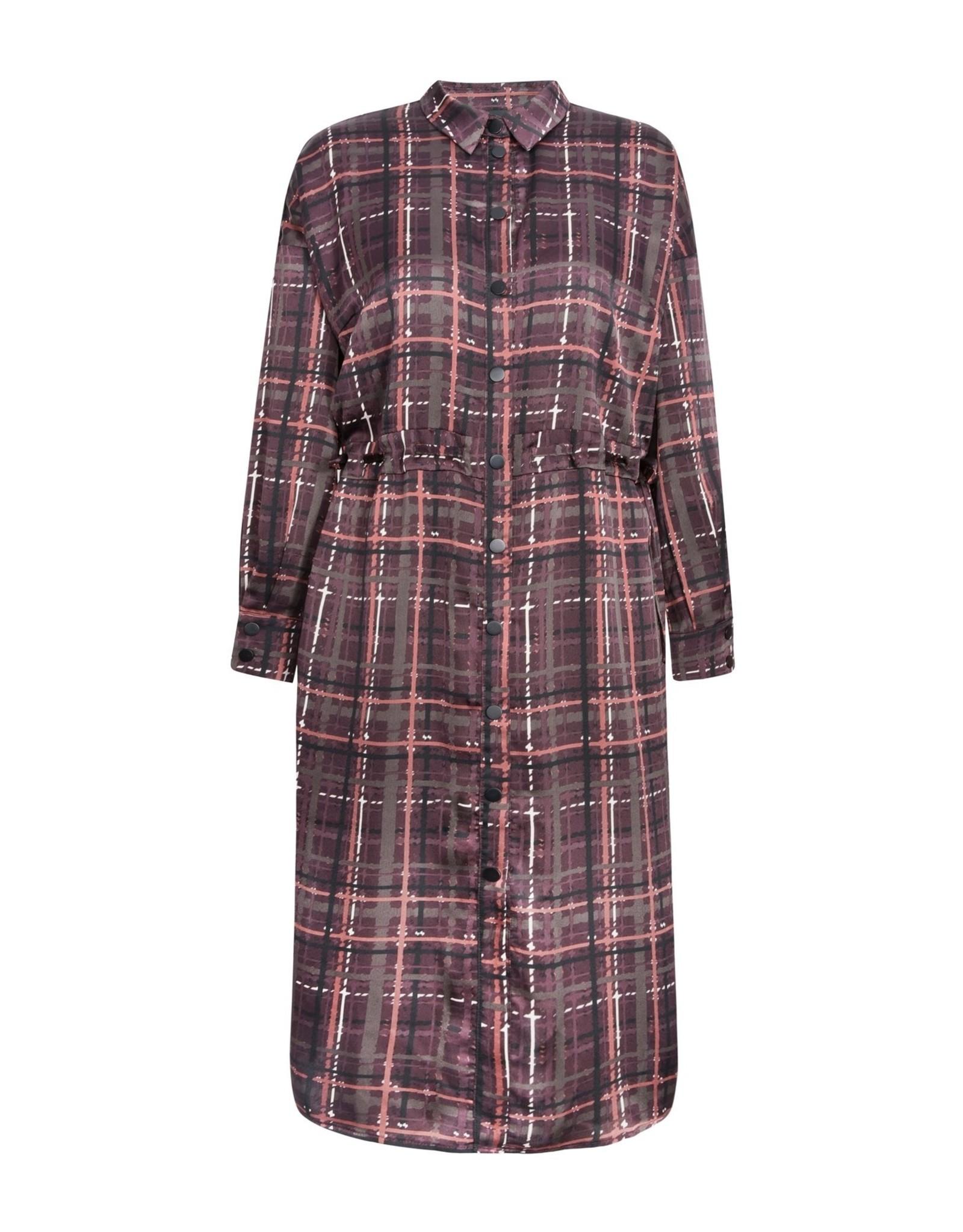 Nu Denmark Edua Checkered Dress