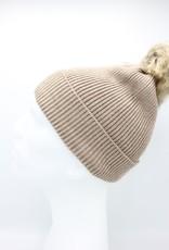 PARIS ES'TYL Fleece Lined Hat