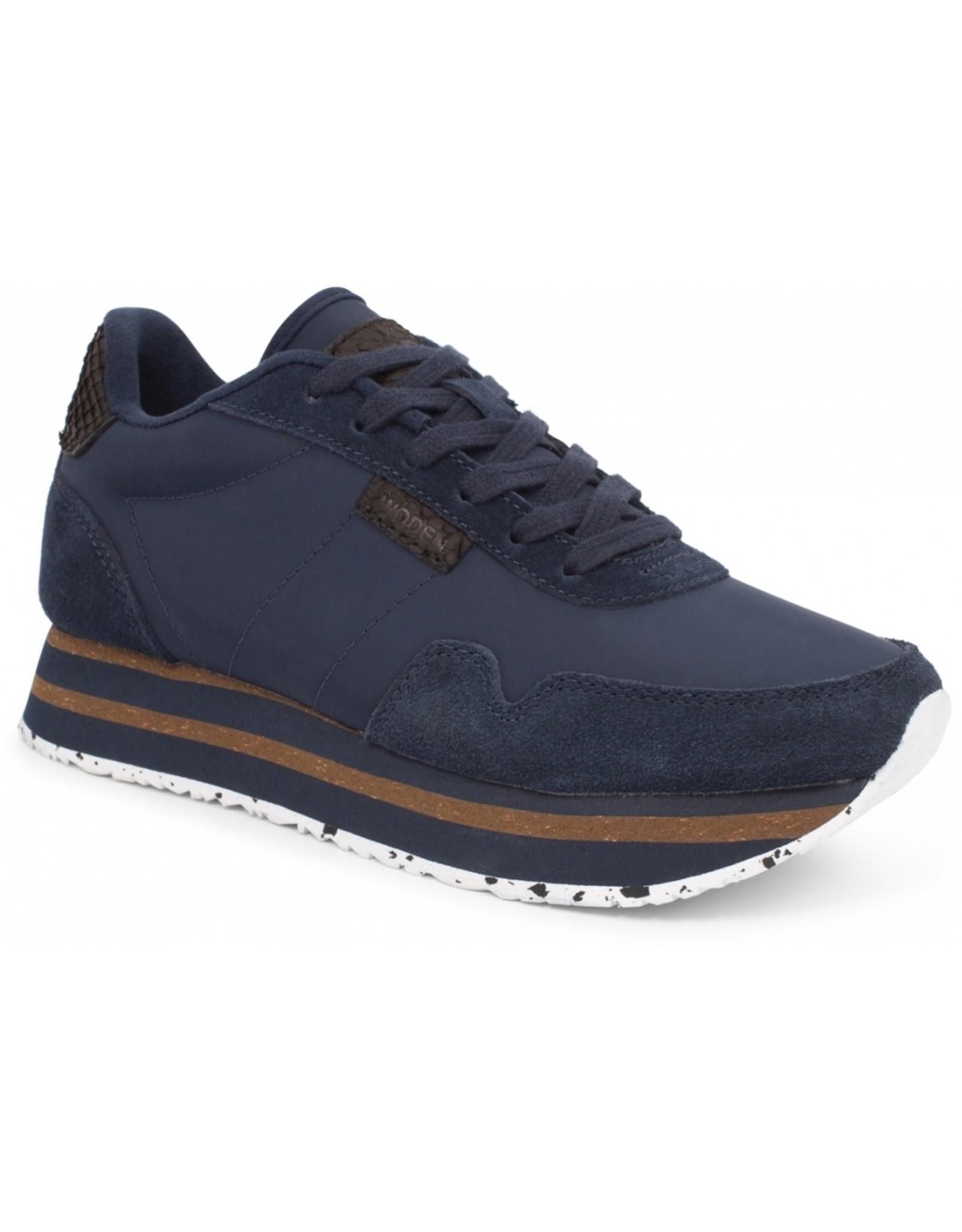 Woden Woden - Nora III Plateau Sneaker