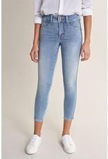 Salsa Jeans Push In Secret Capri Jeans With Side Strip