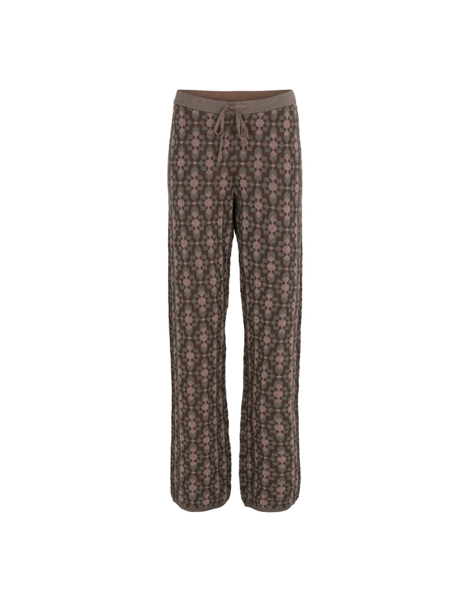 Gustav Gustav - Josa knitted straight leg Pants