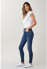 "Salsa 125279 -Secret Skinny Soft Touch 30"" Leg Jean"