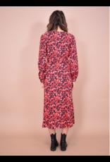 La Fee Maraboutee Cadita Print Dress