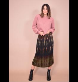 La Fee Maraboutee ELLA Pleat Skirt