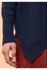 La Fee Maraboutee Corina V Neck Oversize Knit