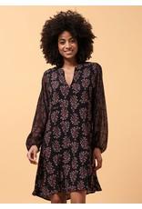 La Fee Maraboutee Celina Printed Dress