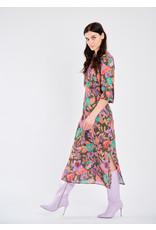 Fee G  7470/77 - Printed Long Dress