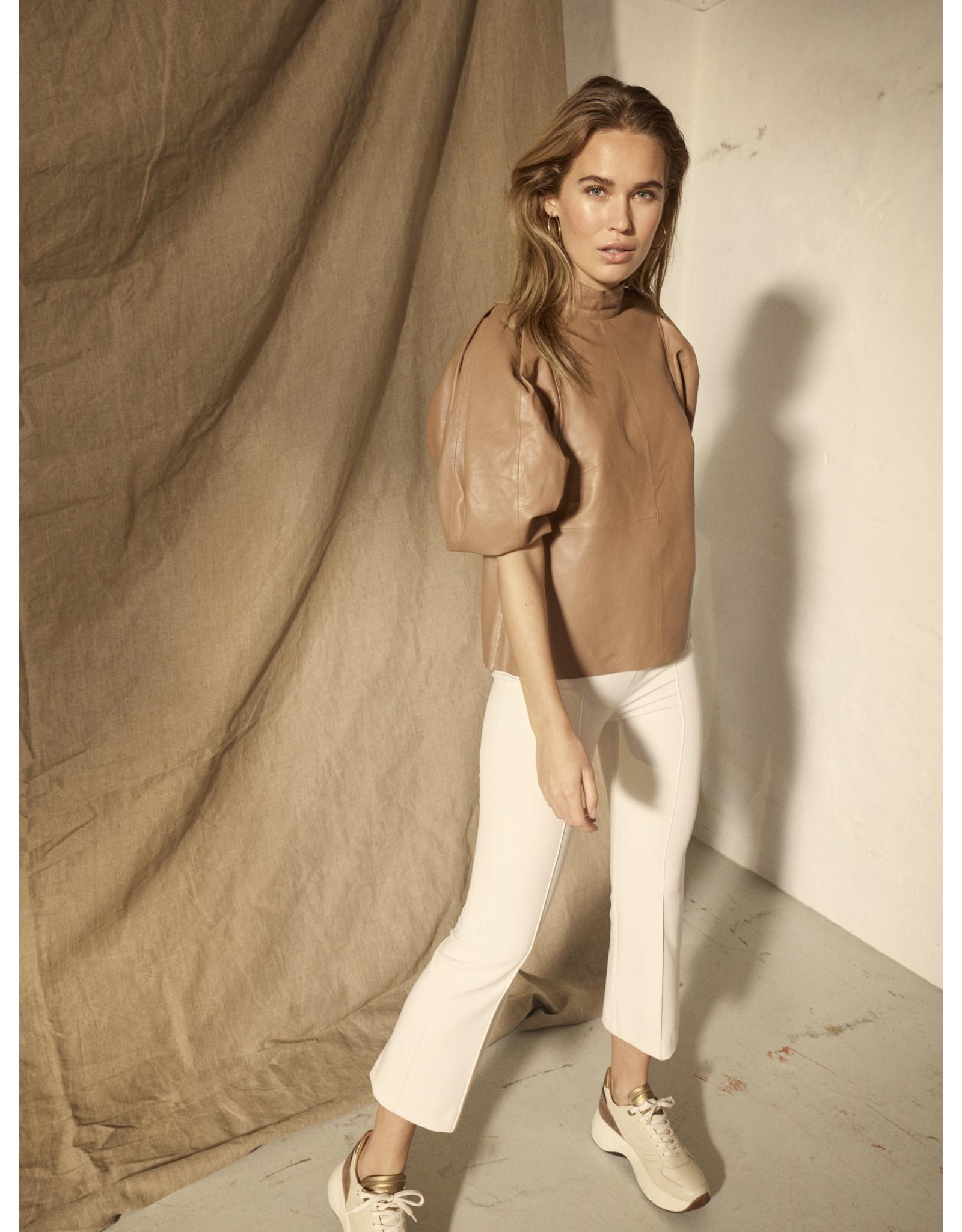 Mos Mosh 139540 - Cassandra Leather Blouse