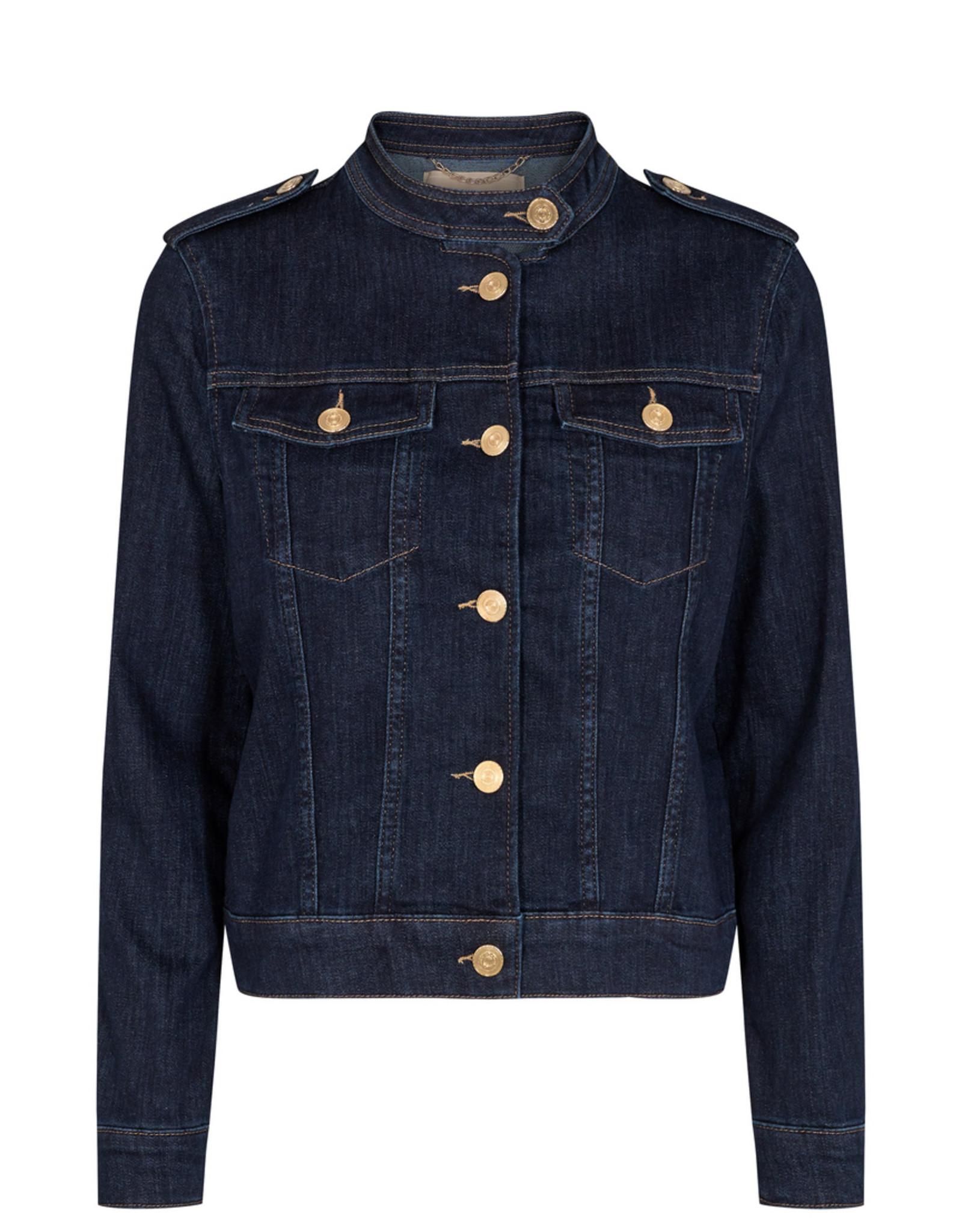 Mos Mosh Raven Denim Jacket - 140910