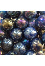 Jupiter - blauw, 22mm
