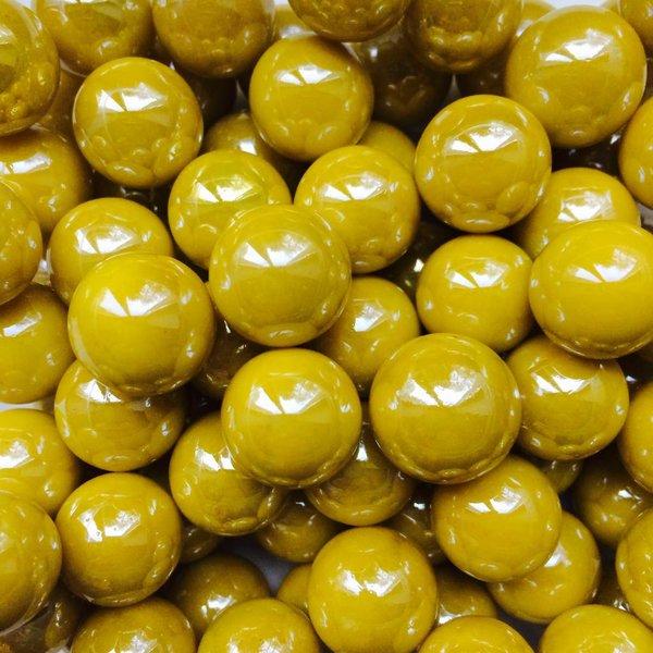 Gele parel 16mm