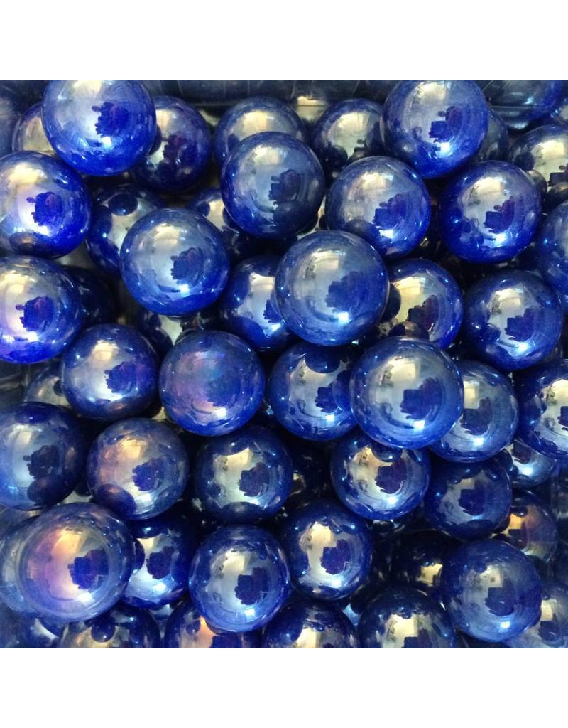 Blauwe parel, 16mm