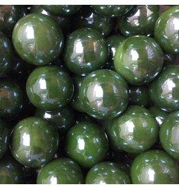 Groene parel, 22mm