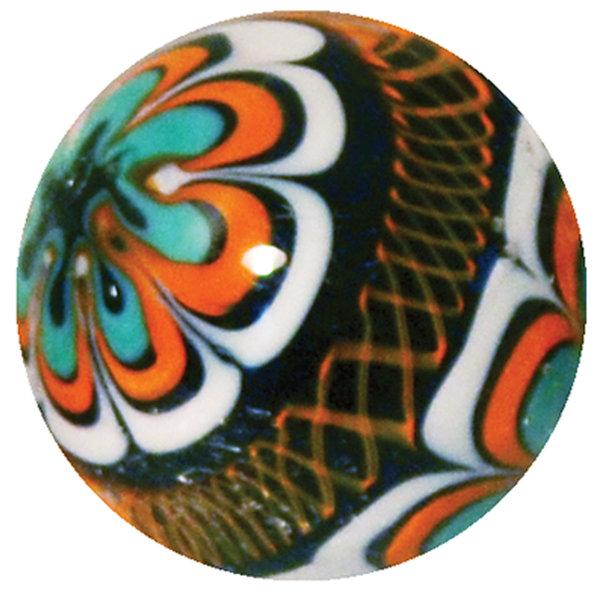 Rinky Dinky - oranje 22mm