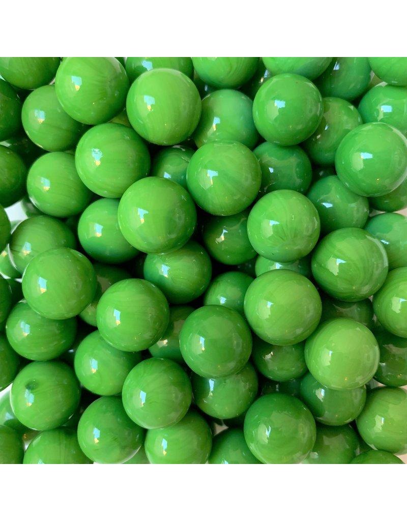 Opak groen, 14mm