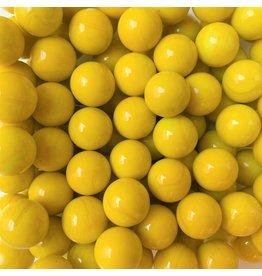 Opak geel, 14mm