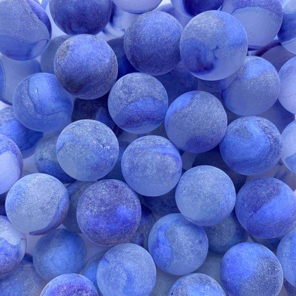 Dauwdruppel - blauw 16mm