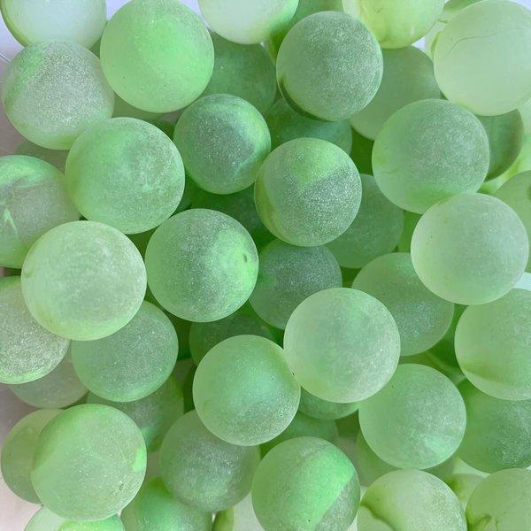 Dauwdruppel - groen 16mm