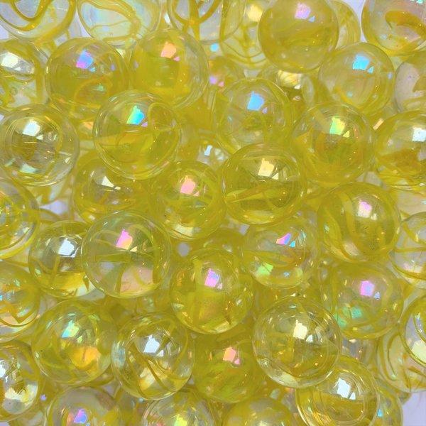 Aquarel - geel 16mm