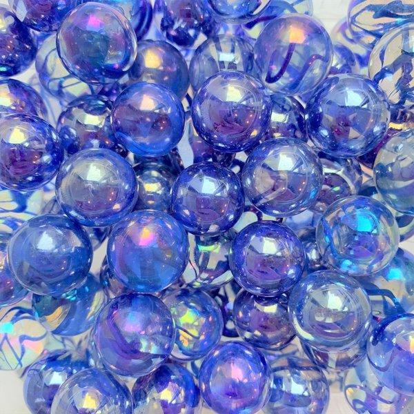 Aquarel - blauw 16mm