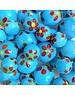 Lente - blauw 16mm