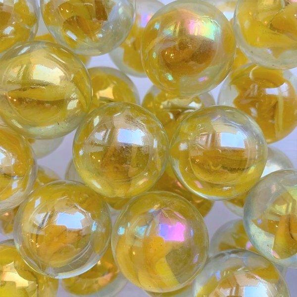 Disco - geel 25mm