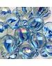 Disco - blauw 25mm