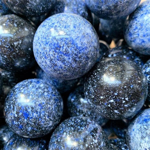 Galaxy - blauw 42mm