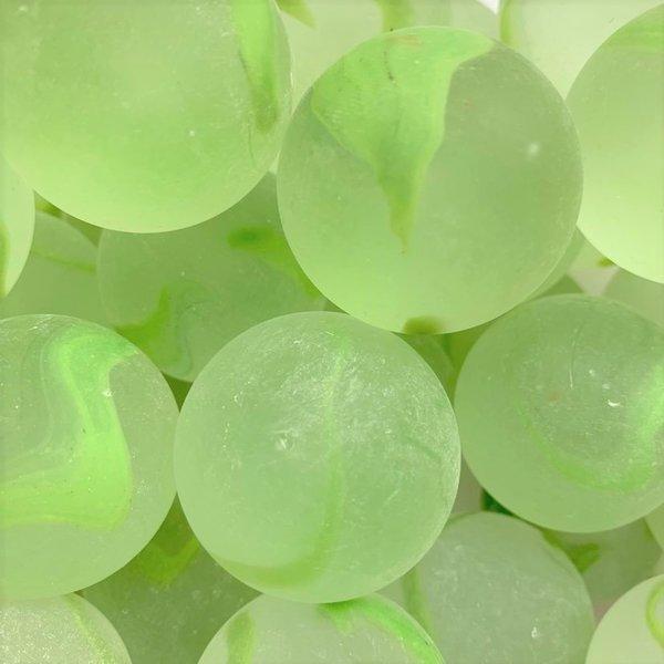 Dauwdruppel - groen 42mm