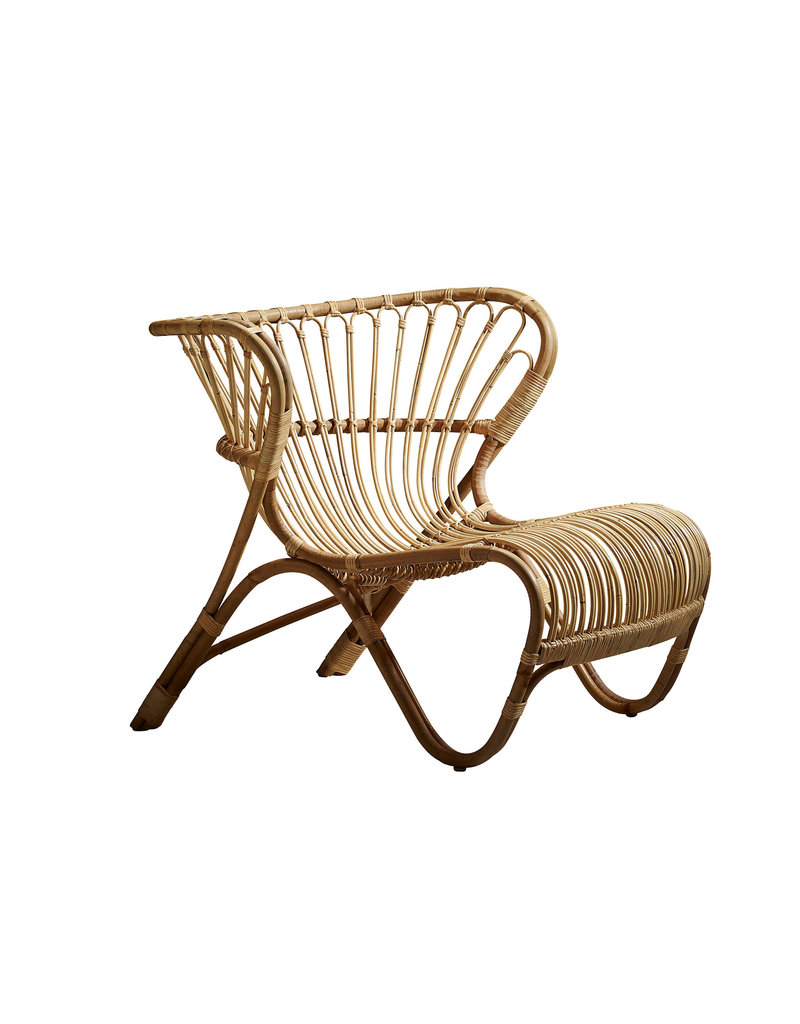 Icons FOX Lounge Chair - Skin On Natural