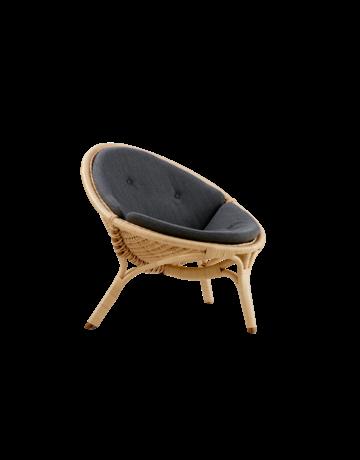 Icons RANA 3 Legged Chair - Natural