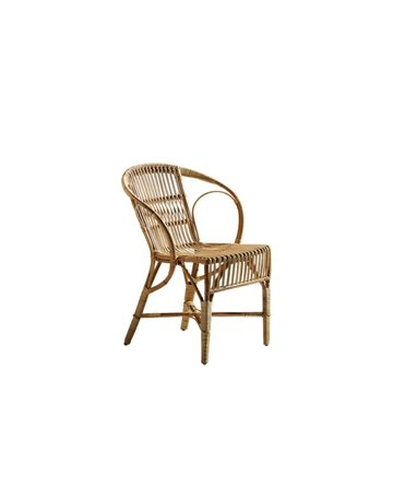 Icons Wengler Chair, Polished Natural