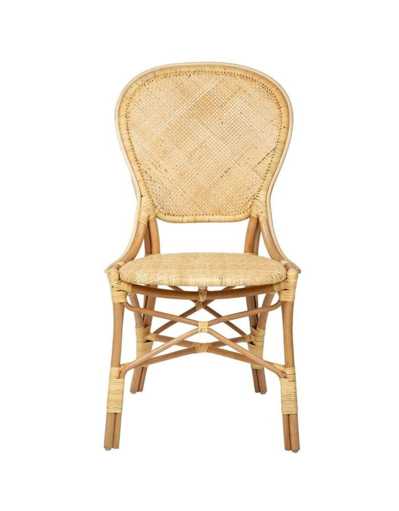 Originals Rossini Side Chair. Natural. Excludes Cushion.