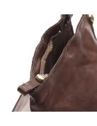 Campomaggi Anna L Shoulder bag. Large. Genuine leather. Moro.