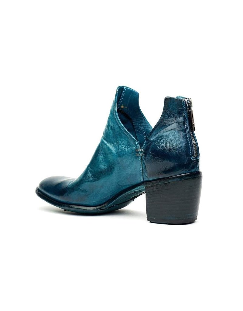 Lemargo Lemargo handmade footwear. Buffalo. Sapphire. Size 38