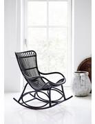 Originals Monet Rocking Chair, Matt Black
