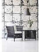 Originals Donatello Chair, Matt Black,-Excludes Cushion