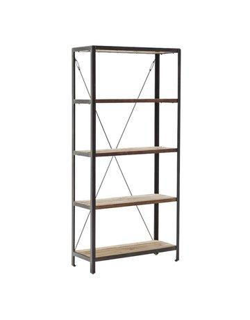 Teak Shelly 5 - Shelves, Reclaimed Teak